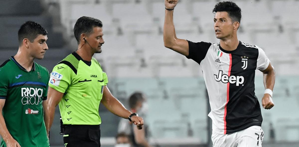 Así han sido los 50 goles de Cristiano Ronaldo en la Serie A de Italia