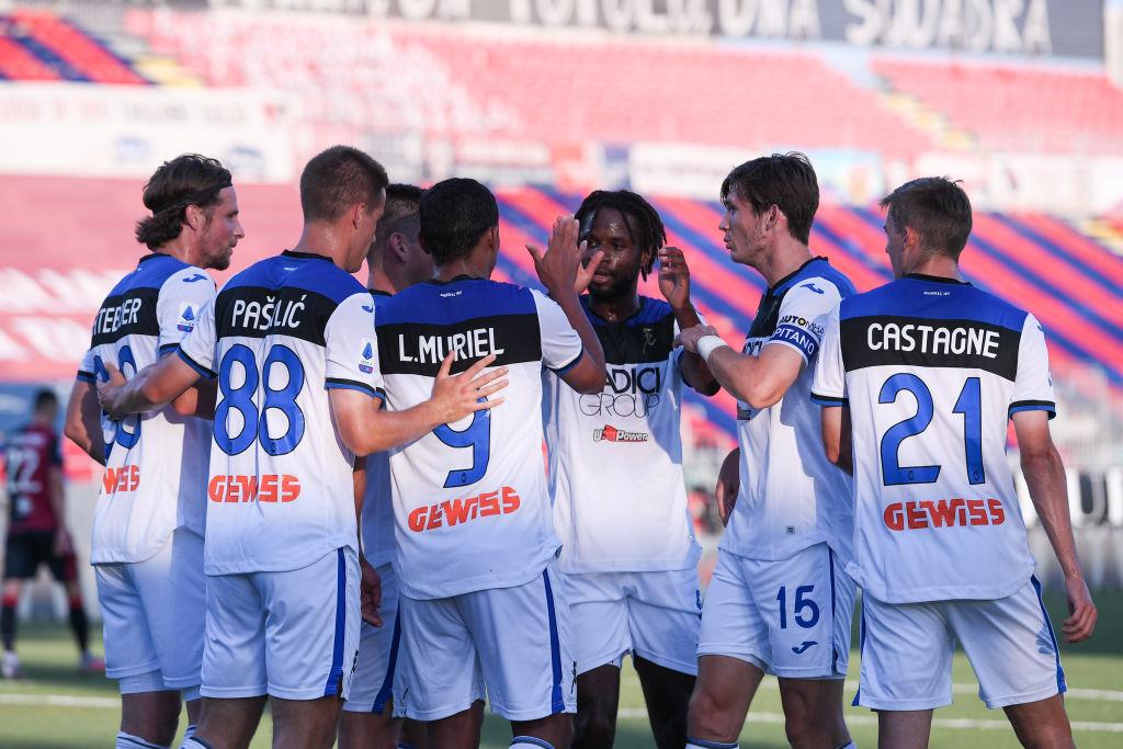 Atalanta acecha Inter de Milán