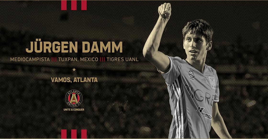 ¡A la MLS! Atlanta anunció el fichaje de Jürgen Damm