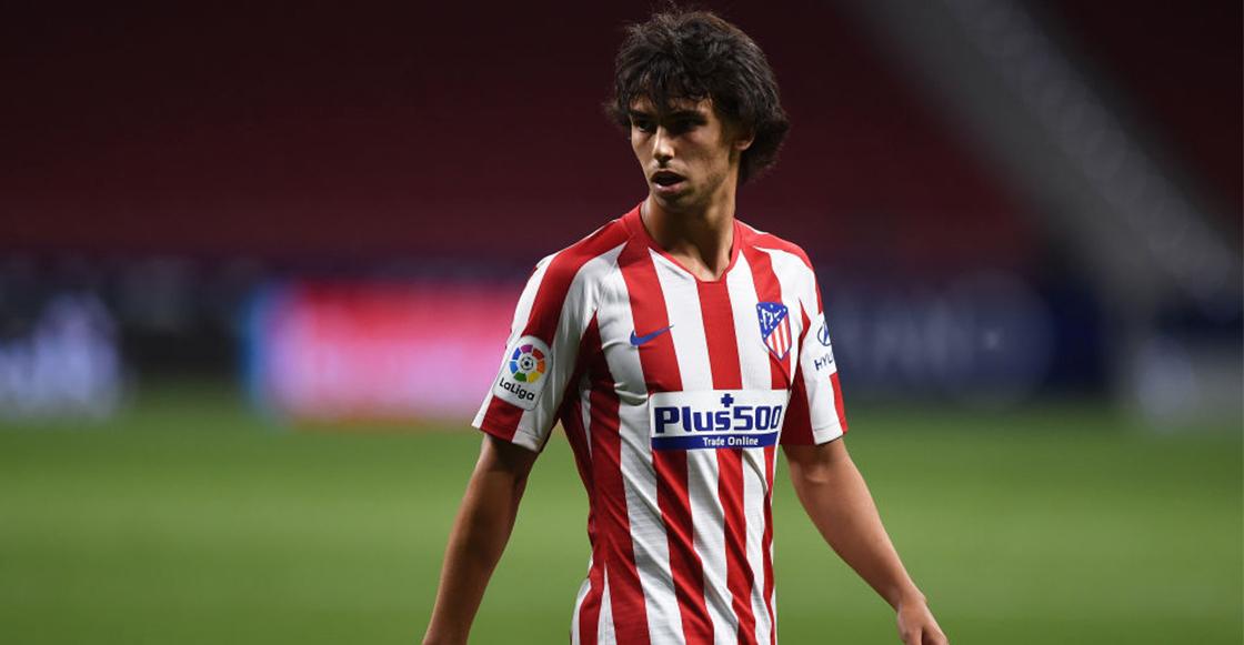 Oye, tranquilo: El monumental berrinche de Joao Félix tras salir de cambio en el Atlético de Madrid vs Mallorca