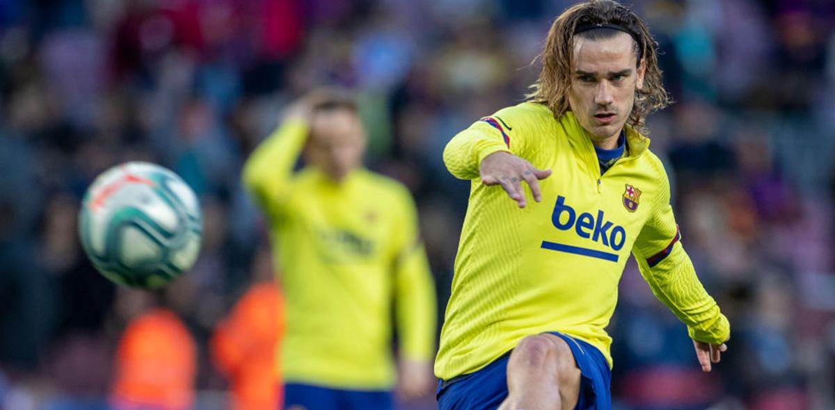 Fuera del Barça: Los 5 equipos a los que podría llegar Antoine Griezmann