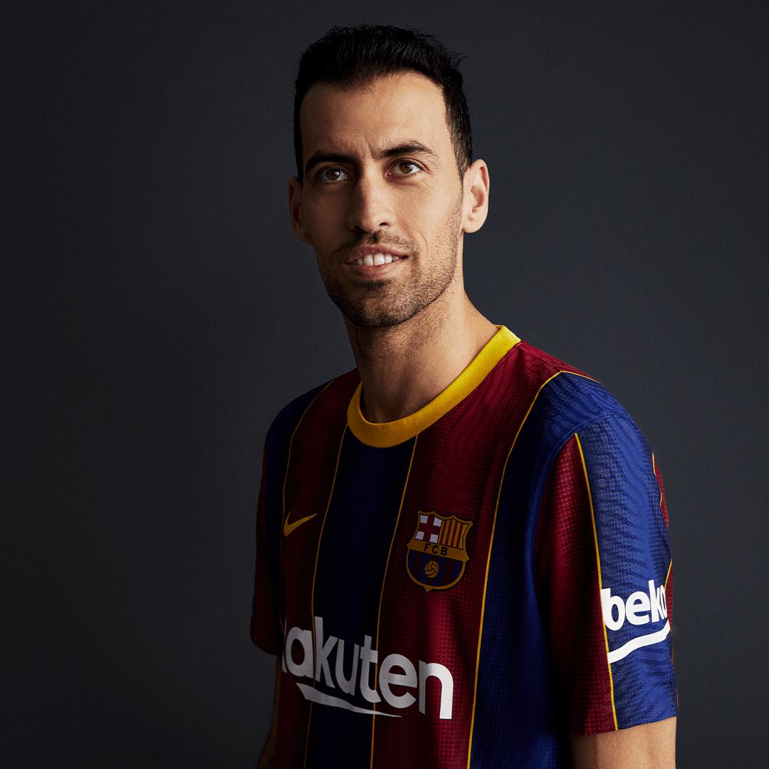 ¡Adiós cuadros! Barcelona presentó su nueva playera