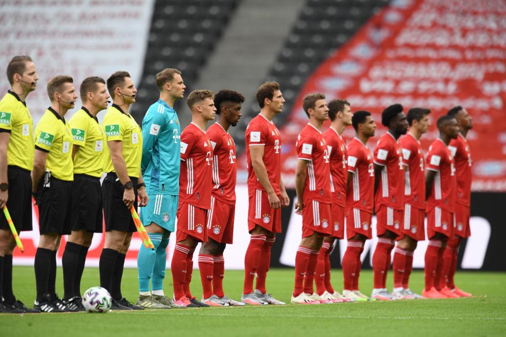 Bayern Munich reanudará la Champions con 25 juegos sin derrota