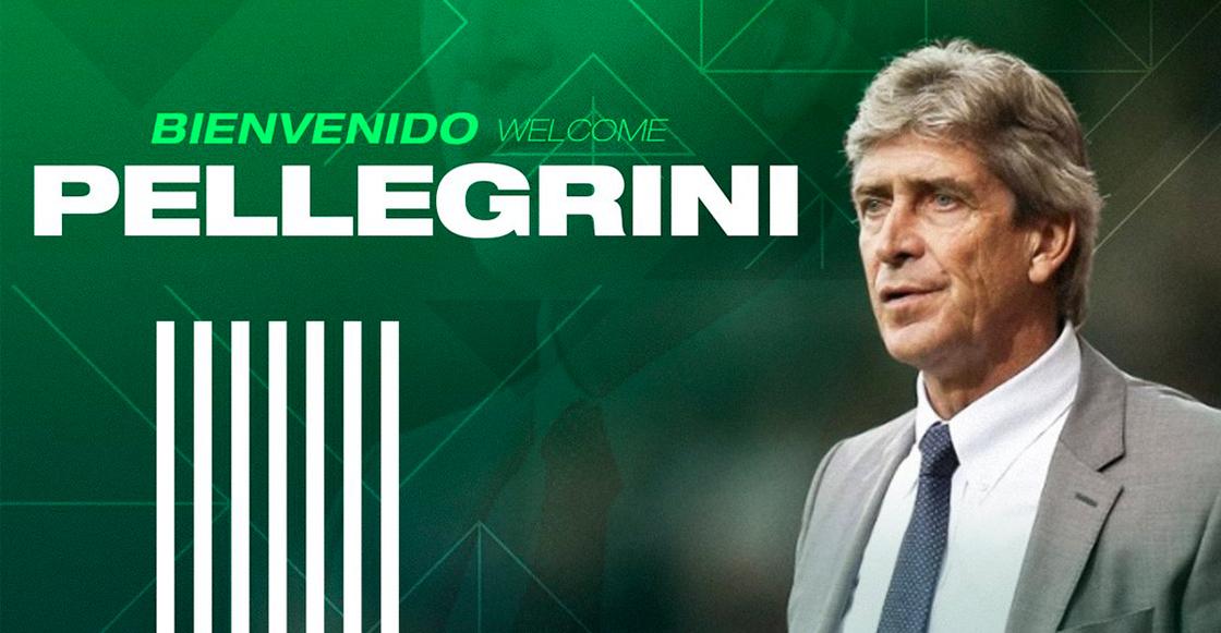 Adiós, 'Piojo': Betis anunció la llegada de Manuel Pellegrini hasta 2023