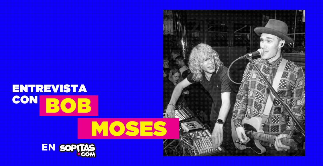 Bob Moses entrevista