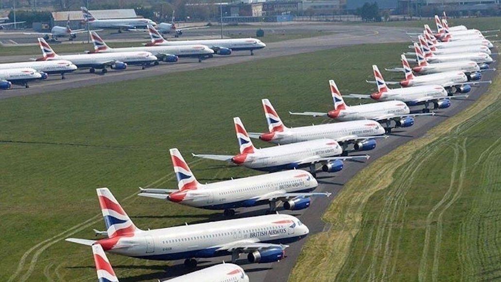 British Airways se despide de su flota Boeing 747 tras el impacto de la pandemia