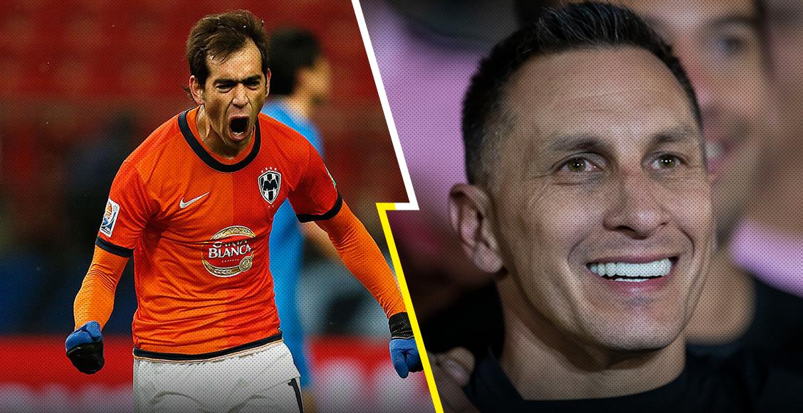'Chaco' Giménez sacaría del retiro al 'Chelito' Delgado para su Cancún FC
