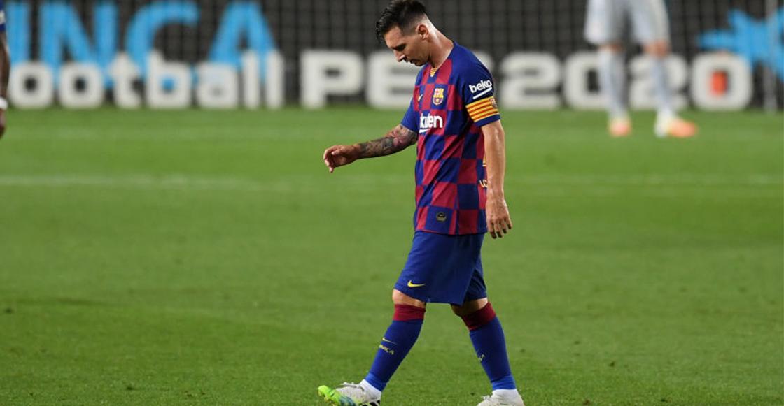 ¡Paren todo! 'Chelito' Delgado confirmó salida de Messi del Barcelona