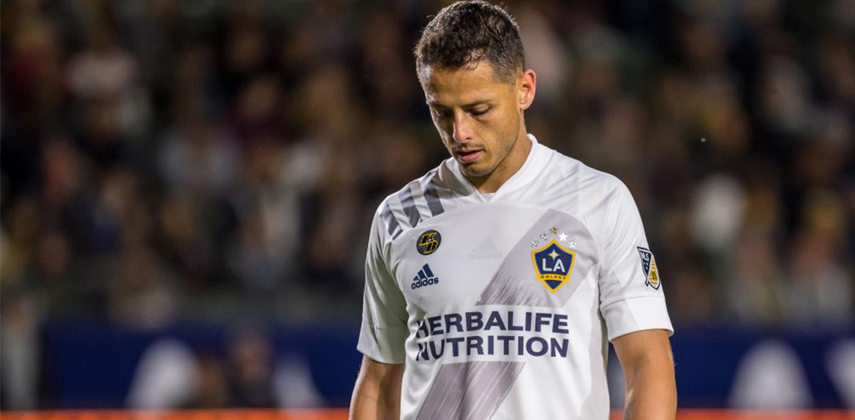 MLS!! Revive el primer gol del 'Chicharito' Hernández en la MLS