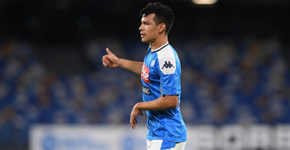 La primera con Gattuso: 'Chucky' Lozano es titular en Serie A por primera vez en 7 meses