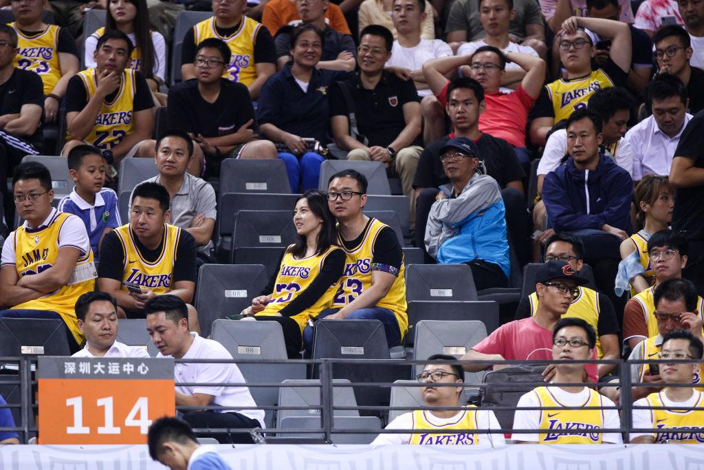 Dan a conocer agresiones físicas de entrenadores a jugadores en academias chinas de la NBA