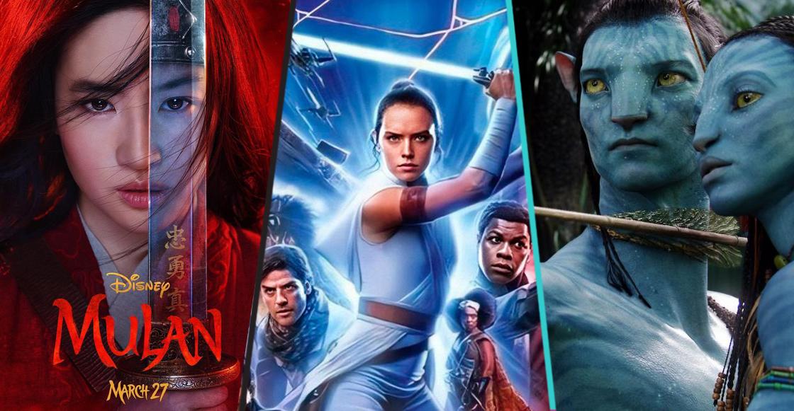 Disney cancela el estreno de 'Mulán' y retrasa un año las secuelas de 'Star Wars' y 'Avatar'