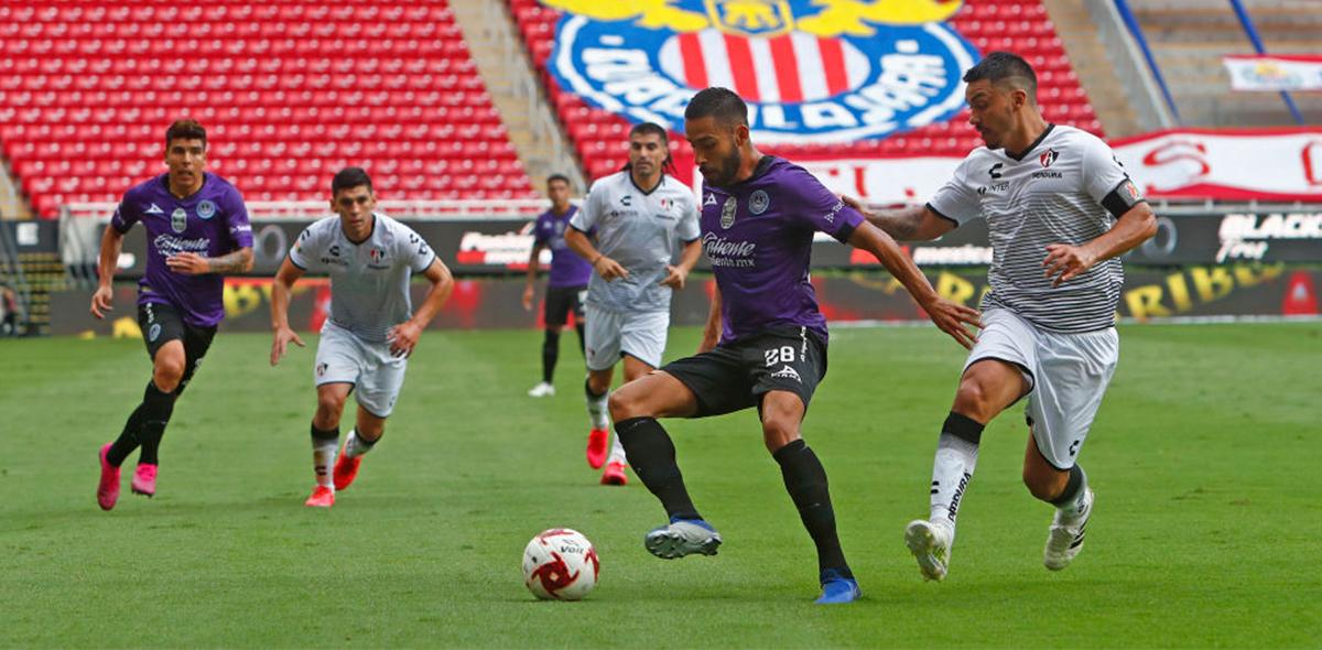 Un portero que jugó de delantero y el primer gol en contra: Atlas derrotó al Mazatlán FC en la Copa por México