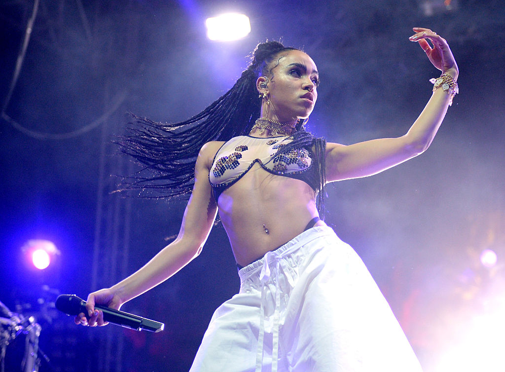 FKA twigs shares a powerful short film 'We Are The Womxn'