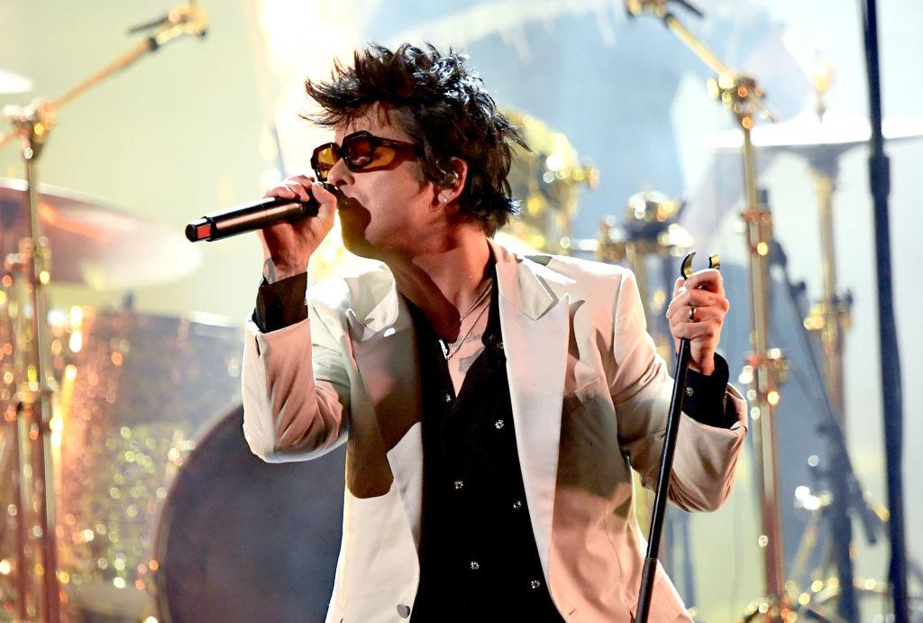 Billie Joe Armstrong de Green Day