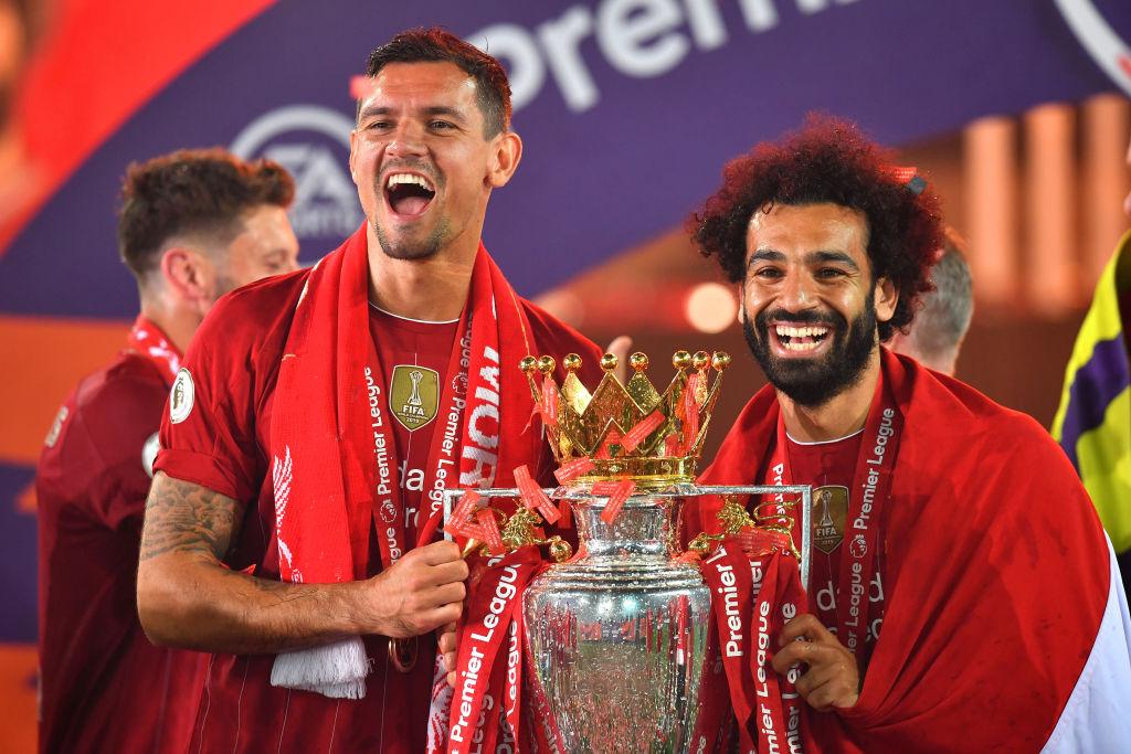 Liverpool trofeo Premier League