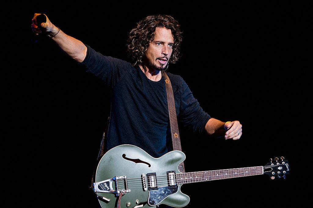 Escuchen por primera vez el cover de Chris Cornell a