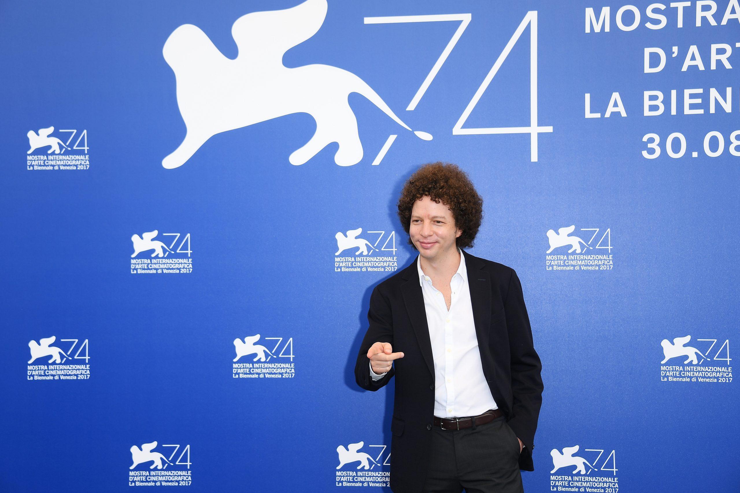 Michel Franco en Venecia en 2017.