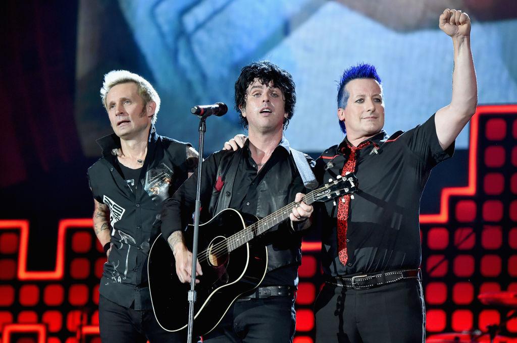 ¡Green Day dará un show previo al Super Bowl LV!