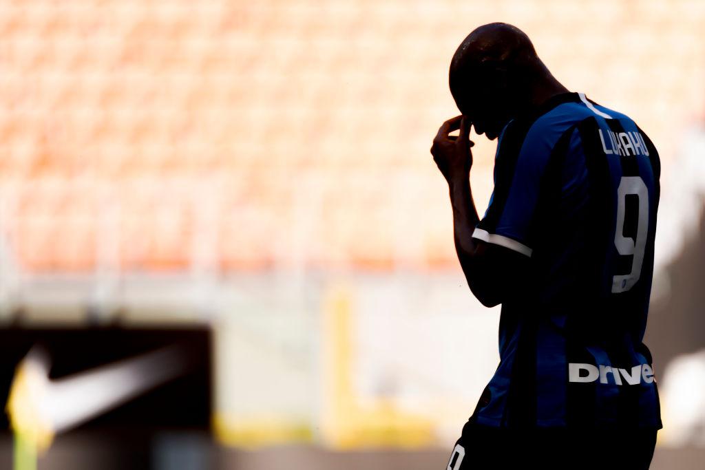 Inter de Milán se desmorona