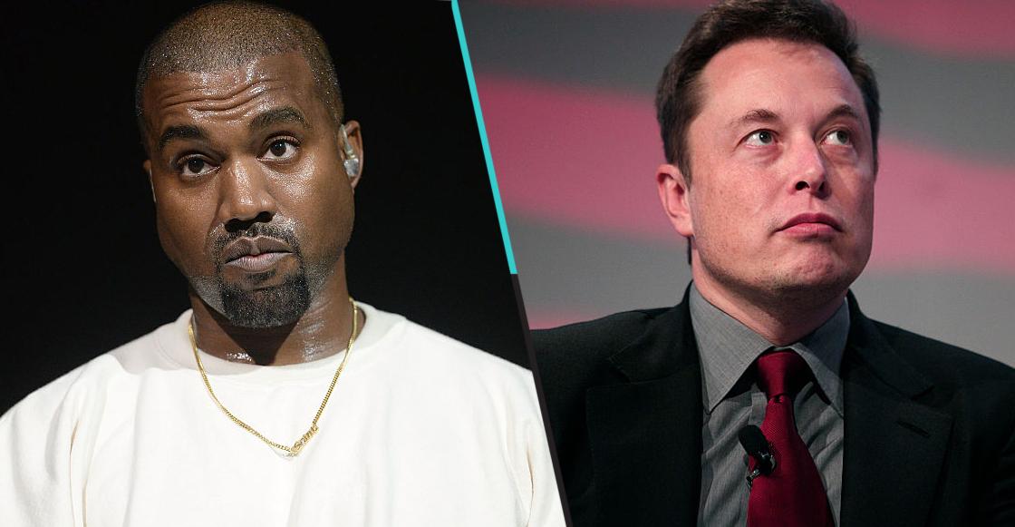 ¿Se echa para atrás? Elon Musk podría cambiar su apoyo hacia Kanye West