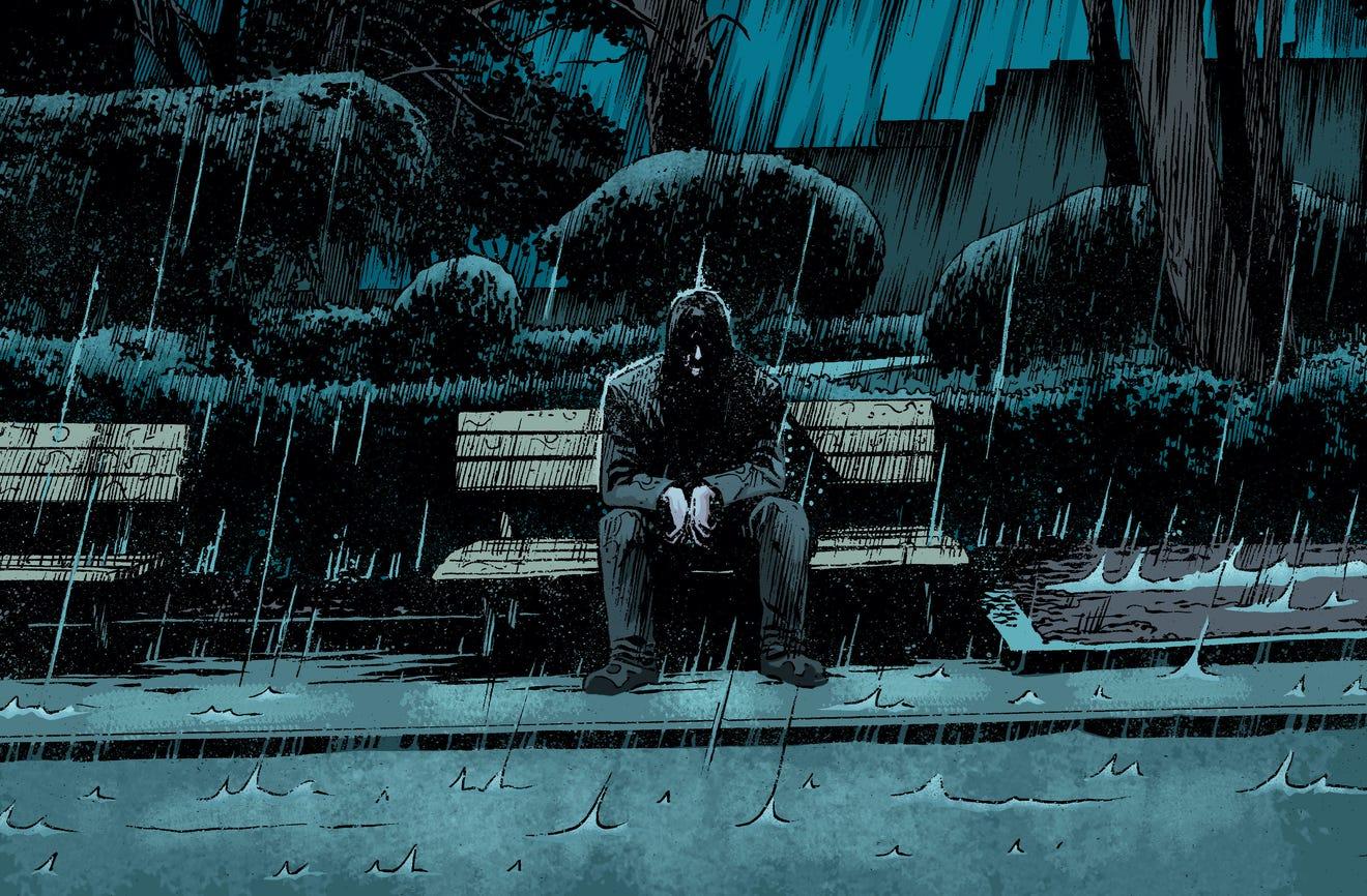 ¡Puede hacer todo! Keanu Reeves se estrena como escritor de cómics con 'BRZRKR'