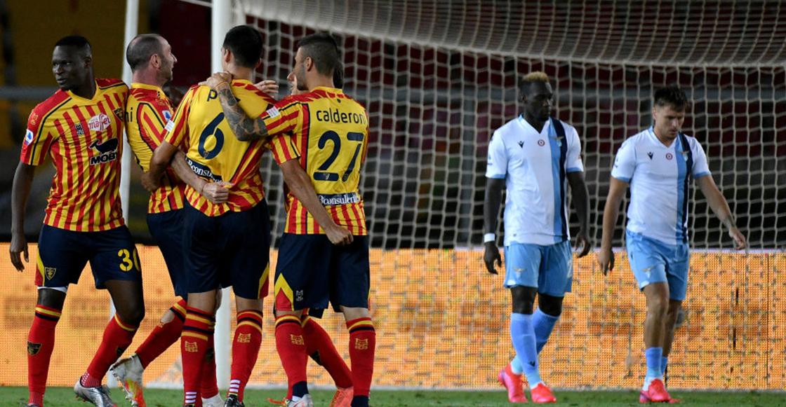 ¡Denle el título a la Juve! La histórica voltereta del Lecce sobre la Lazio en la Serie A