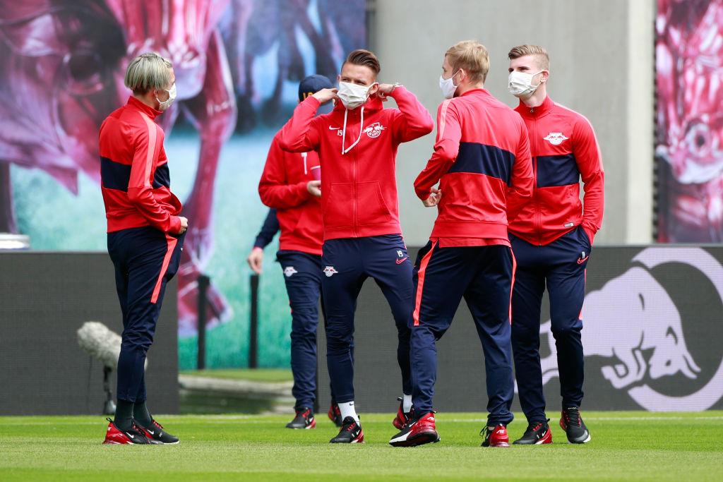 Leipzig es el primer equipo que obtiene permiso para el regreso de aficionados
