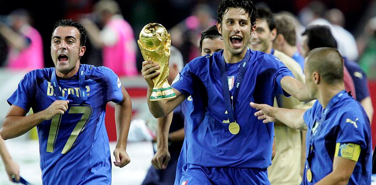 Buffon y 10 más: ¿Qué fue de los campeones del mundo con Italia en Alemania 2006?