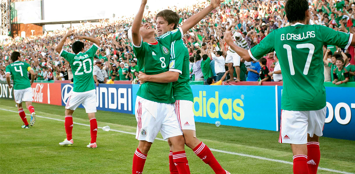 El día que México derrotó a Alemania con gol olímpico y una chilena que paralizó al mundo