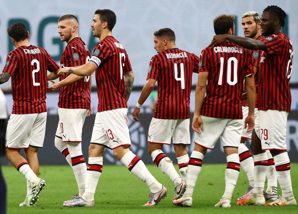 El 'nuevo' Milán marca cada media hora desde la reanudación de la Serie A