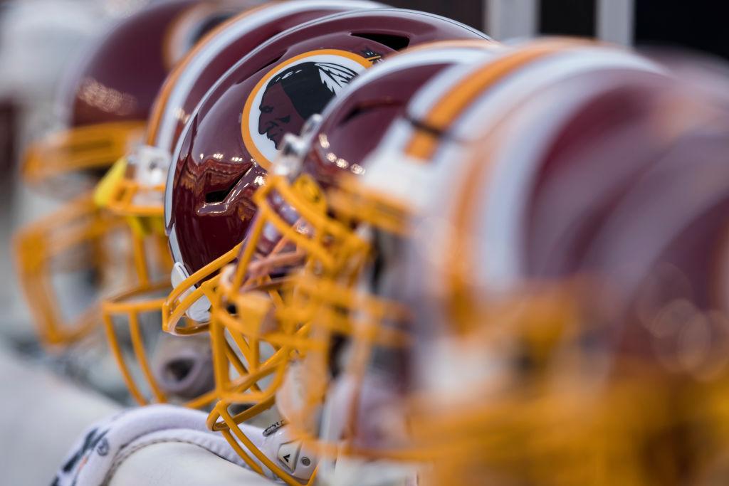 Patrocinador solicita formalmente a los Washington Redskins el cambio de nombre