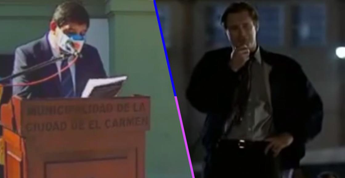 Político argentino copia el discurso de la película 'Día de la Independencia' y se vuelve viral