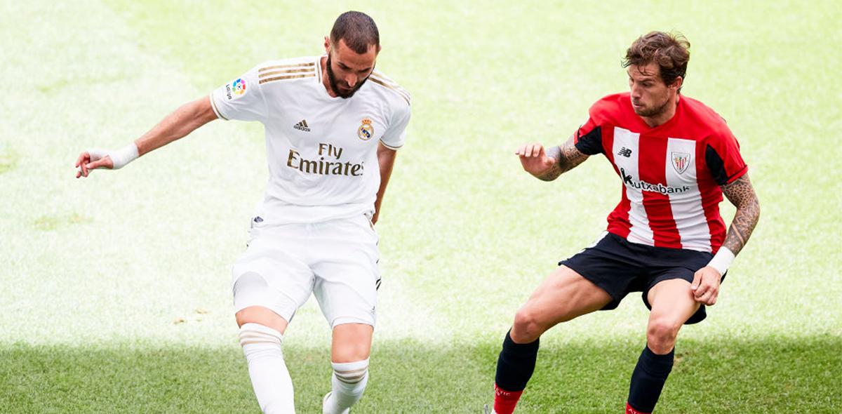 La misma fórmula: Real Madrid derrotó al Athletic Bilbao y extendió su ventaja en la cima de La Liga Española