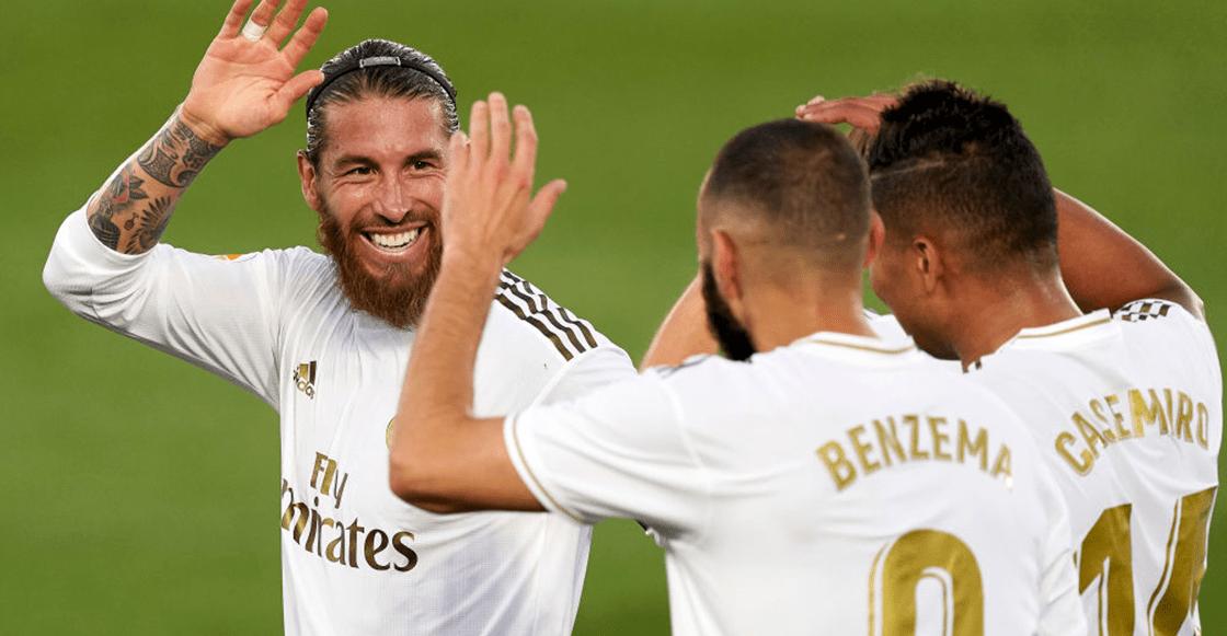 ¡Real Madrid derrotó al Villarreal y es campeón de La Liga Española!