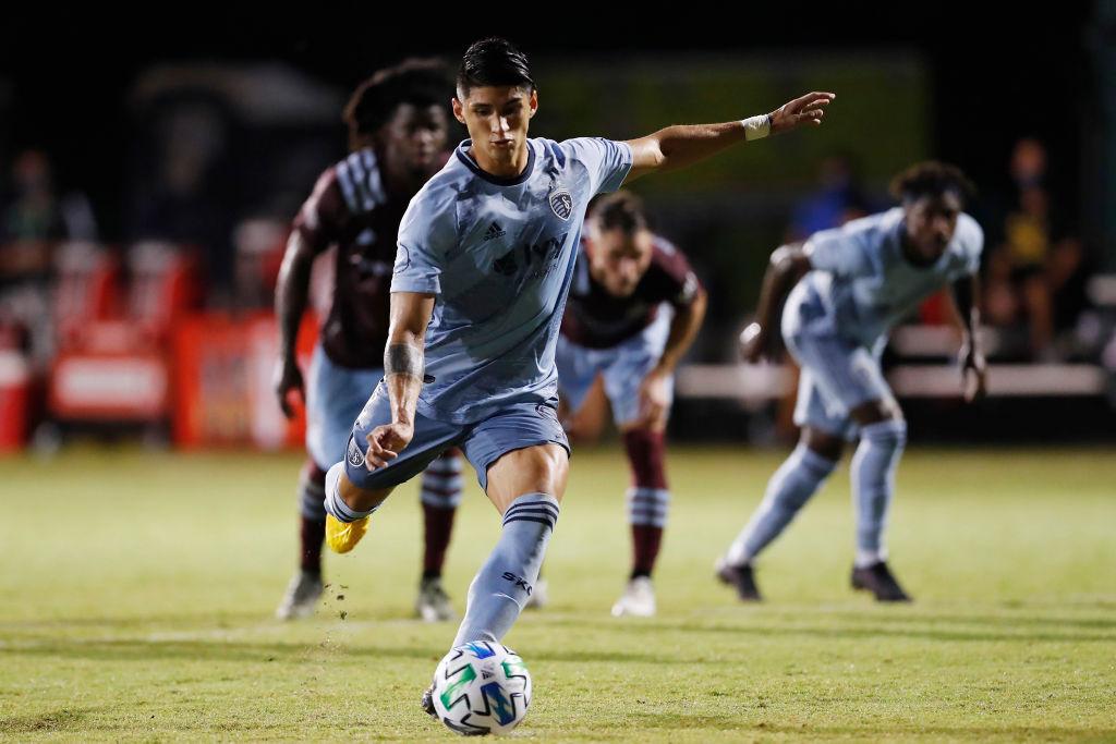 Revive el gol de Alan Pulido en los Octavos de Final del MLS is Back ante los Whitecaps