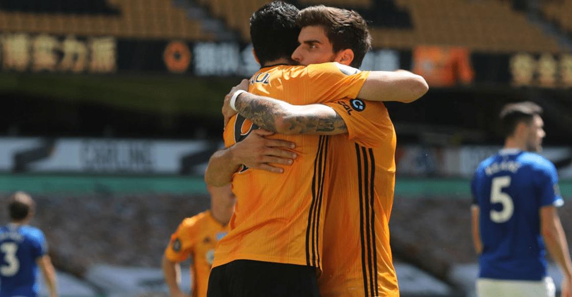 ¡Uno más! Revive el gol de Raúl Jiménez al Olympiakos en Europa League