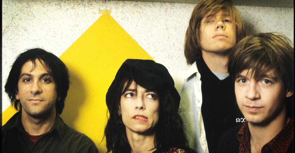 ¡Sonic Youth estrena en línea su sesión 'From The Basement' por primera vez!