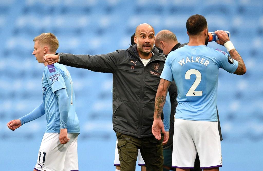 TAS dará a conocer este lunes el fallo en el caso del Manchester City