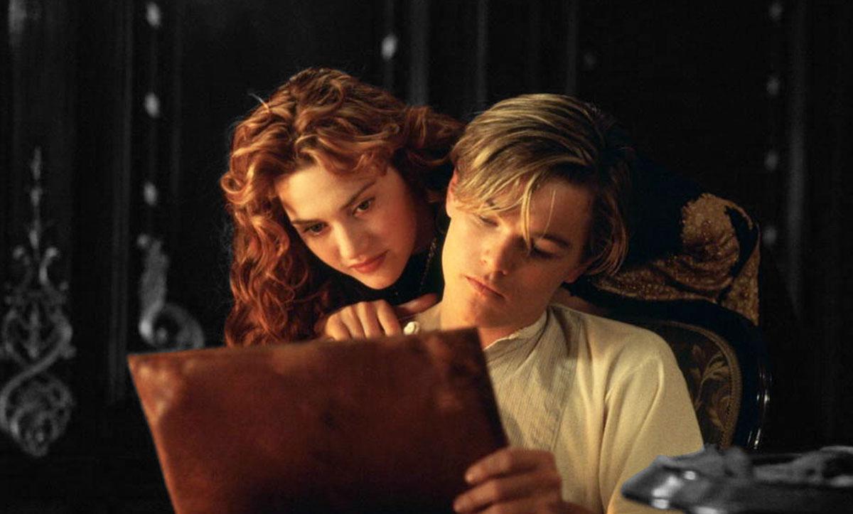 ¿Fuimos timados? Este usuario explica porqué Jack de 'Titanic' fue sólo un invento de Rose