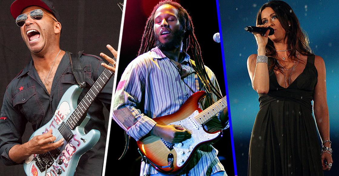 Ziggy Marley anuncia nuevo disco con Tom Morello, Alanis Morissette y Sheryl Crow