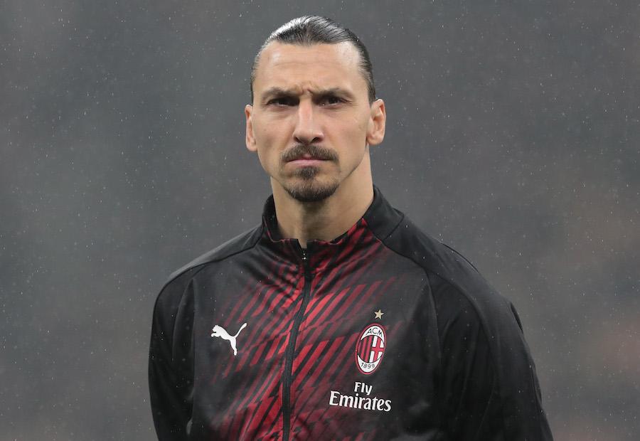 Zlatan Ibrahimovic vuelve a jugar con el Milán tras superar lesión