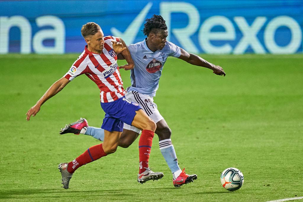 ¿Y los mexicanos? Así le fue a Araujo y Héctor Herrera en el Celta vs Atlético de Madrid