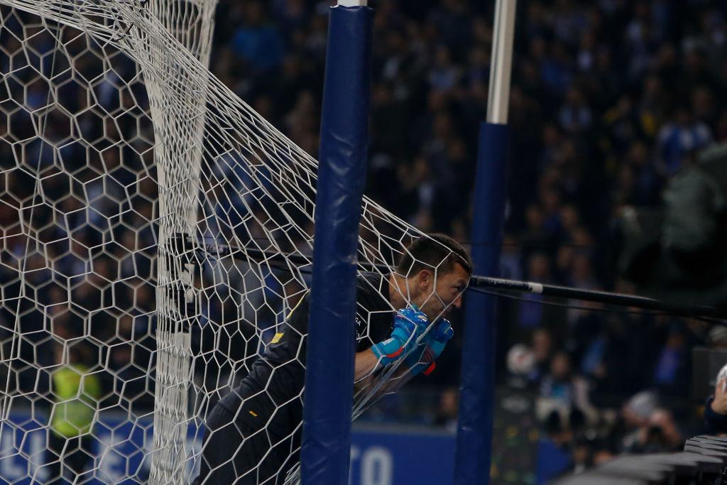 Las 5 mejores atajadas de Marchesín en su primera temporada con el Porto