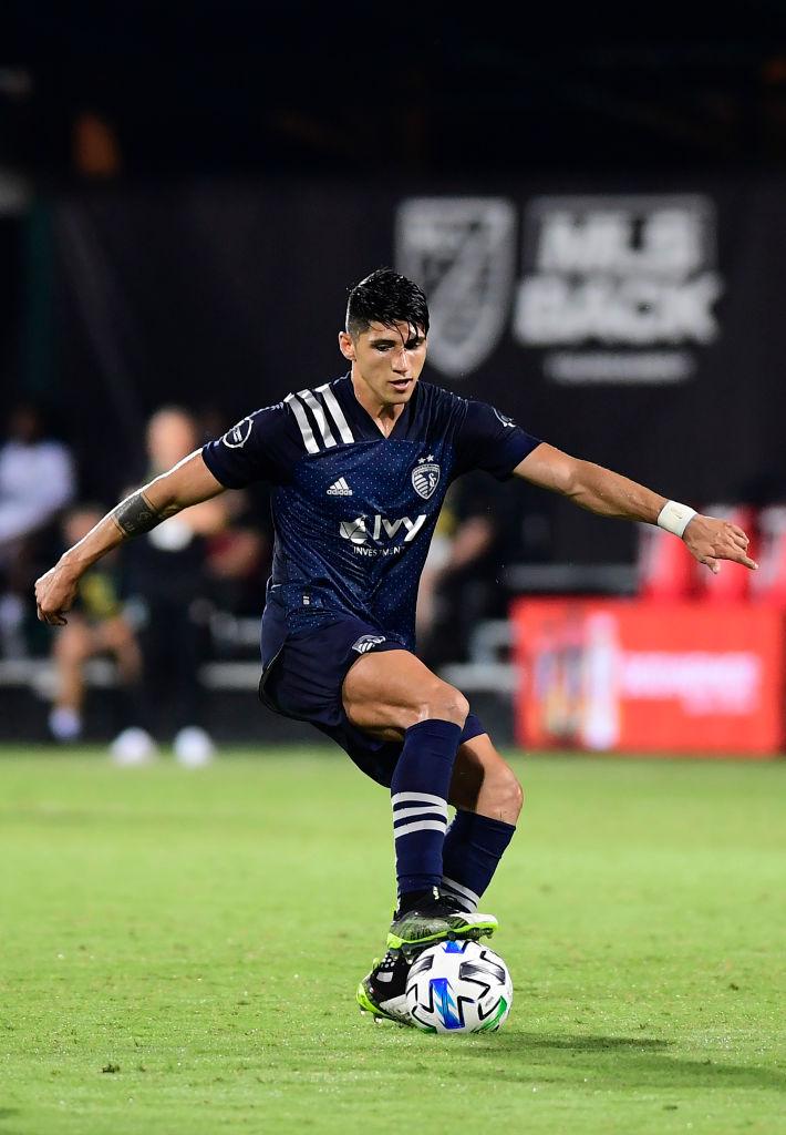 Alan Pulido MLS is Back