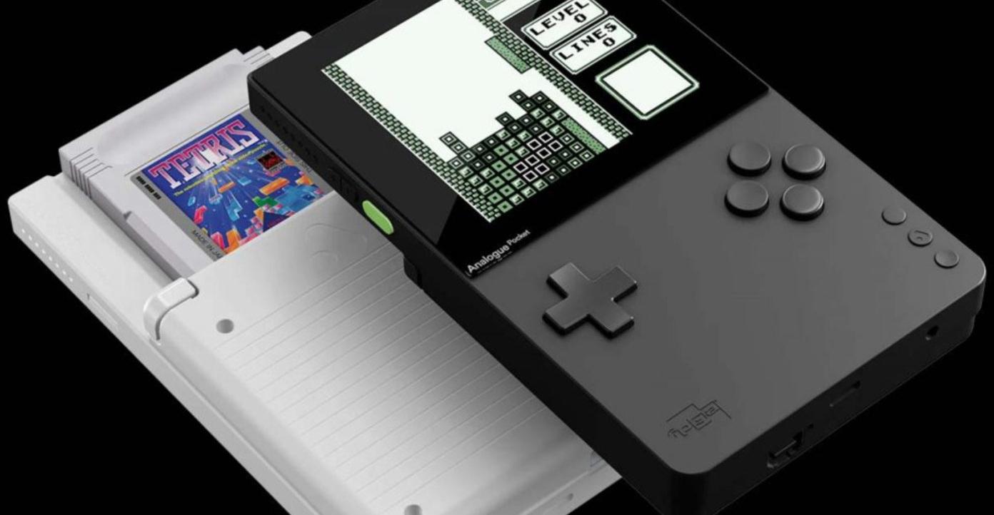 Analogue Pocket, el homenaje al juego portatil, ya tiene fecha de lanzamiento