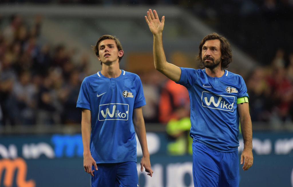 Andrea Pirlo regresa a la Juventus para dirigir al equipo Sub 23