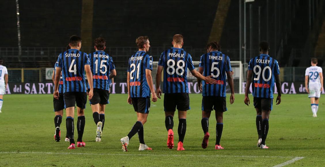 ¿Por qué esta temporada podría ser 'la mejor de la historia' para el Atalanta?