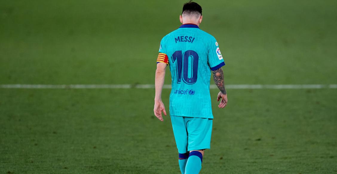 Barcelona aclaró los rumores sobre la salida de Lionel Messi