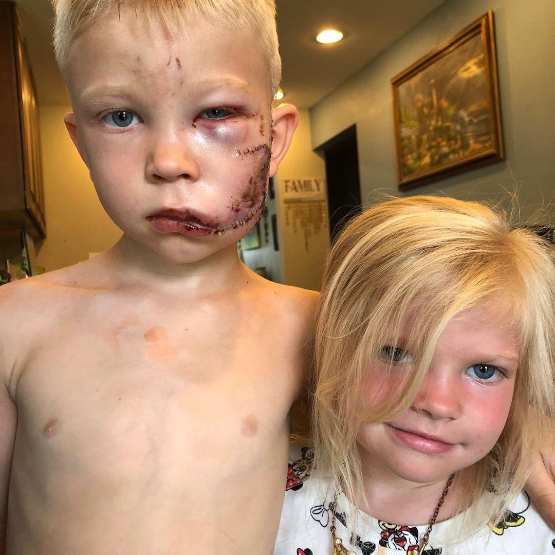 Bridger Walker: La historia del niño de seis años que salvó a su ...